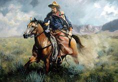 Buckaroo  cowboyindianart.com, western art paintings, cowboy art, Indians, art, | Available