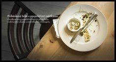 Pohánkový šalát s prepeličími vajíčkami. Panna Cotta, Plates, Tableware, Ethnic Recipes, Food, Licence Plates, Dishes, Dinnerware, Meal