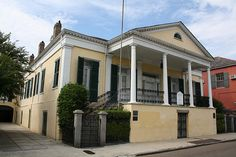 General Beauregard's Home, New Orleans, LA