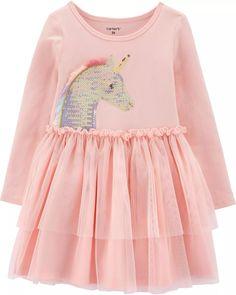 NWT Carter/'s Flower Print Tie Waist Navy Tunic Top Toddler Girl 2T 3T 4T