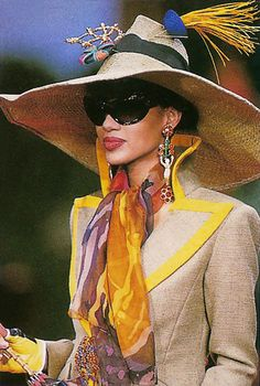 Christian Lacroix    A/W 1992