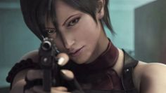 Ada Wong is definitely my favorite character in Resident Evil games.