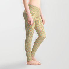 Summer Meadows Leggings by RichCaspian   Society6 #leggings #style #fashion #sporty