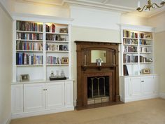 Alcove Designs is the fitted furniture specialist in London. Bespoke alcove furniture, cabinets and wardrobe design and installation, for homes and offices. Alcove Storage, Alcove Shelving, Shelves, Custom Made Furniture, Bespoke Furniture, Space Saving Furniture, Living Room Furniture, 1930s Home Decor, Living Room Storage