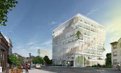 Galería de Primer Lugar Concurso Internacional Globant Iconic Building / Buenos Aires, Argentina - 1