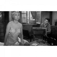 """Gérard Philipe plays Modigliani in """"Les amants de Montparnasse"""" // Jacques Becker 1958"""