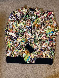 815127766fb Multicolor Nike Air Jordan Jacket #fashion #clothing #shoes #accessories  #mensclothing #