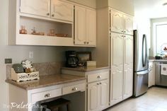 The Best Way to Paint Kitchen Cabinets (No Sanding!)