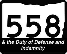 Florida's 558 process and insurer's duty to defend