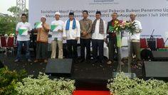 BPJS Ketenagakerjaan Subsidi Iuran 500 Guru Ngaji dan Marbot Masjid