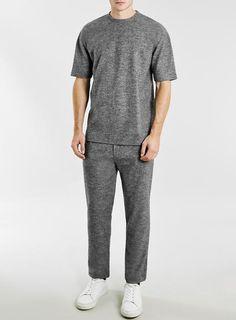Pantalon de jogging court en molleton Lux P8