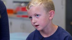 'It's not too late to change': Former bully, 7, now campaigns against bullying