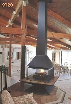 Contemporary fireplaces and custom fireplace designs from Don-Bar