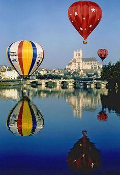 Auxerre, extrémité nord du Canal du Nivernais.