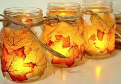 Podzimní dekorace: Vyzdobte si byt jednoduchým způsobem   Marie Claire