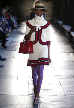 Gucci Fashion Shows & More Luxury Details