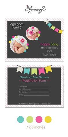 Newborn Photography Mini Marketing Boards! free downloads! Photography Marketing, Photography Business, Newborn Photography, Photography Ideas, Price List, Free Downloads, Happy Baby, Flyers, Goodies