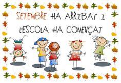 benvinguts al nou curs escolar - Buscar con Google Lany, Pre School, Valencia, 1, Album, Education, Signs, Comics, Turu