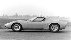1967 Lamborghini Miura P400   by Auto Clasico