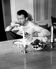 Jimmy Stewart, circa 1946