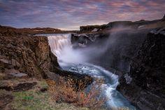 Dettifoss, Iceland.