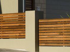 Front fence idea - Bayside Fencing, Fencing Construction, Cheltenham, VIC, 3192 - TrueLocal Más