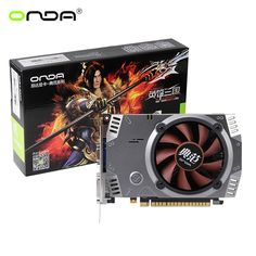 Onda NVIDIA GeForce GT 730 GPU 2GB 64bit 2048MB Gaming DDR5 PCI-E 2.0 Video Graphics Card DVI+HDMI+VGA Port with One Cooling Fan //Price: $103.49 & FREE Shipping //  #videogames #games #electronics #technology #tech #electronic   #device #gadget #gadgets #geek