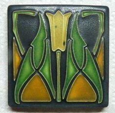 Painting Ceramic Tiles Craft   Interesting Ideas for Home  Arts Craft Tile Egret
