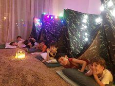 Dicas para organizar uma festa do pijama