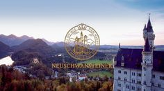 Drone flight over the Castle of Neuschwanstein.