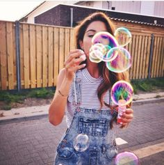 Plein de bulles #myfashionlove #mode #attitude #bulles www.myfashionlove.com