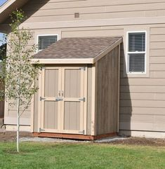 Too much stuff? Get organized by building this amazing, easy to build storage shed! In this tutorial DIY PETE will walk you through the basic steps involved in building a DIY backyard shed. This backyard shed project will teach you new skills geared towards building structures. You'll learn how to build a floor, frame walls, add siding, roof, shingle, and finish a simple four walled building. This specific shed is 6 feet wide by 5 feet deep and is perfect for storing yard tools, a push ...