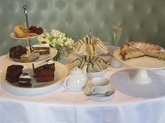 Afternoon Tea at Le Café Anglais London