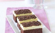 recipe-Perník s vanilkovým krémem Sugar Cookies, Tiramisu, Cheesecake, Treats, Ethnic Recipes, Sweet, Food, Hampers, Sweet Like Candy