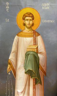 Byzantine Icons, Byzantine Art, Saint Anthony Church, Monastery Icons, Orthodox Icons, Nashville Tennessee, Athens Greece, Fresco, Holi