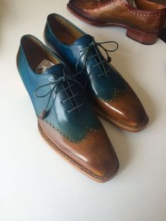 Good year welted WINGTIPS /  The Bespoken Mogul