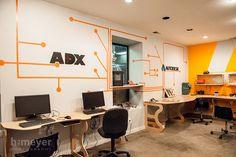 ADX industrial cowork space
