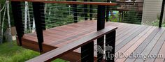 Decking pricing and options