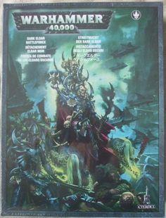 Warhammer 40K 40000 Dark Eldar Battleforce