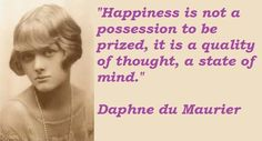 Daphne du Maurier's quotes, famous and not much - QuotationOf . COM