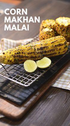 Veg Recipes, Spicy Recipes, Cooking Recipes, Corn Cob Recipes, Paratha Recipes, Chaat Recipe, Indian Dessert Recipes, Vegetarian Snacks, Healthy Cooking