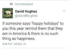 American Christmas.