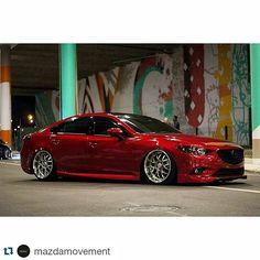 Photo by @mazdamovement . . . Подписываемся Ставим лайки  Отмечаем друзей . . #mazda6gj #zoomzoom #mazda6  #vagon #mazdalove #atenza #car #stance #mazda #wheels #mvtuning #atstuning #mazda62013 #mazda_western #mazdamovemente #mazda #mazda6 #atenza #nicecar #meeting #auto #car  #drive2 #smotra #mazdateam #vossen #skyactiv #beauty #stance by mazda6gj Cars And Motorcycles, Super Cars, Trucks, Instagram, Easy, Autos, Truck