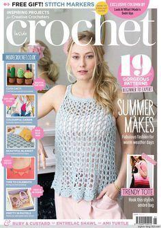 Inside Crochet №91 2017 - 轻描淡写 - 轻描淡写