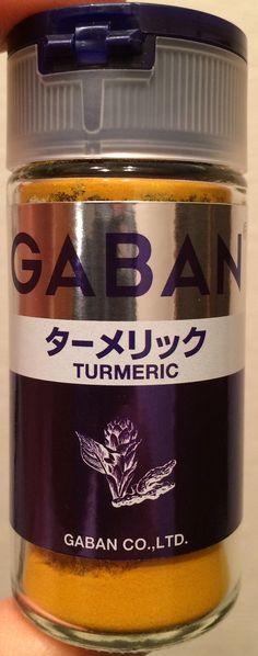 GABAN's turmeric