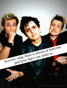 Green Day Confessions