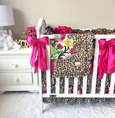 Ritzy Baby Made to Order Custom Baby Bedding by RitzyBabyOriginal