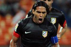 Falcao García, el octavo mejor de Europa según la UEFA