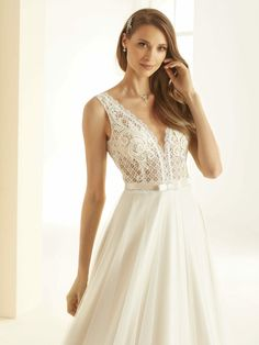 Bianco Evento – Arcada Top Wedding Dresses, Bridal Dresses, Bridesmaid Dresses, Matric Dance Dresses, Best Gowns, Tulle, Dress Silhouette, Bridal Style, Marie