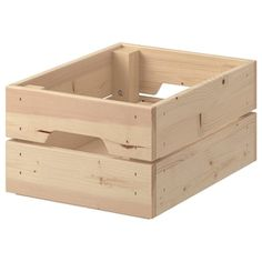 Shoe Storage | Shoe Cabinets - IKEA Small Storage, Storage Boxes, Storage Spaces, Storage Chest, Kids Storage, Storage Baskets, Ikea Design, Ikea Canada, Pine Plywood